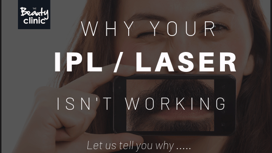 Why Your Ipl Laser Isn T Working The Beauty Clinic