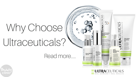 Why Choose Ultraceuticals skincare