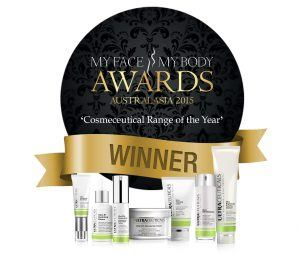 Ultraceuticals cosmeceutical Skincare of the year award