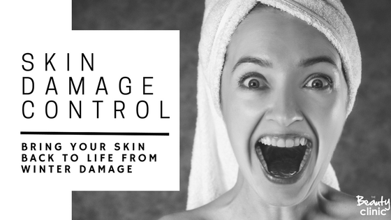 Skin damage control winter damage skin damage ultraceuticals peels microdermabrasion