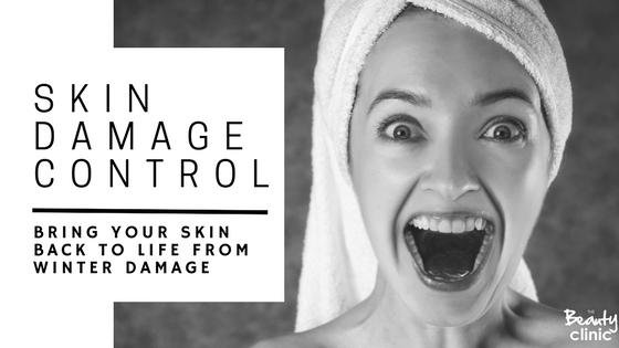 Skin damage control winter damage skin damage ultraceuticals peels microdermabrasion