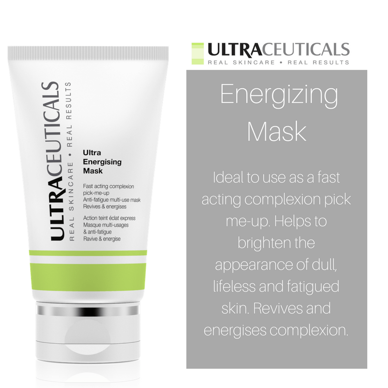 Ultraceuticals Energizing Mask The Beauty Clinic Stockist