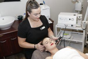 The Beauty Clinic - Microdermabrasion facial  glowing skinBotany Meadowbank auckland