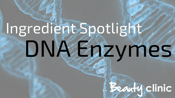 Ingredient spotlight DNA Enzymes Mesoestetic Anti aging facials