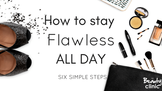 How to stay looking flawless all day make up tips