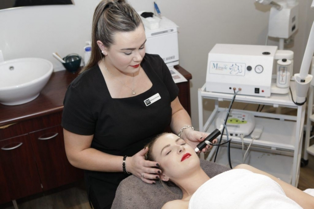 The Beauty Clinic - Microdermabrasion
