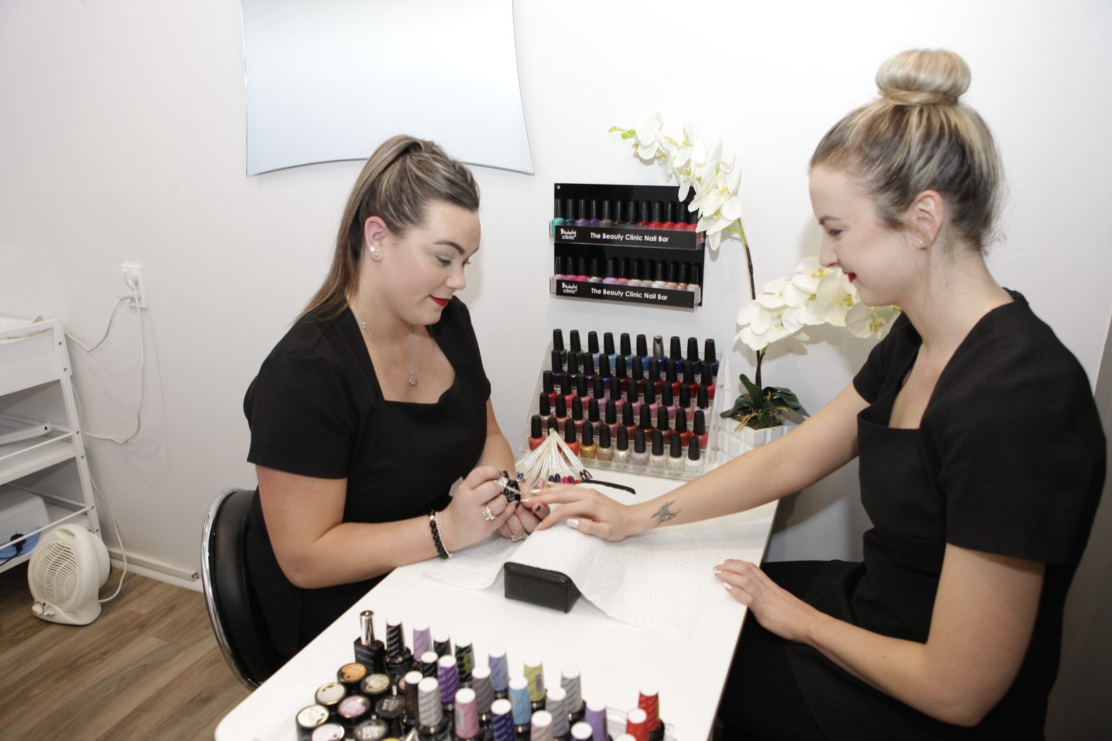 The Beauty Clinic- Manicure