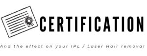 effect on your IPL / Laser hair Removal