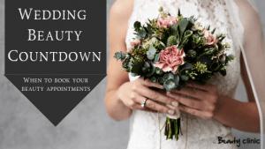 wedding Beauty countdown